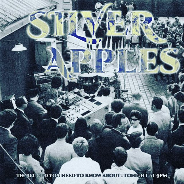 ilver Apples, S/T and Contact