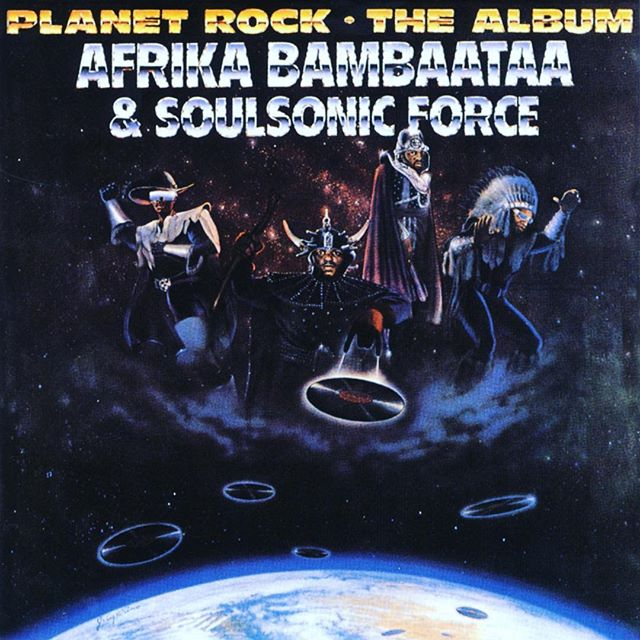 Afrika Bambaattaa & Soul Sonic Force