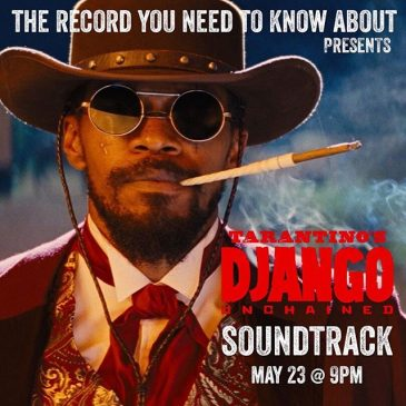 Django Unchained The Soundtrack