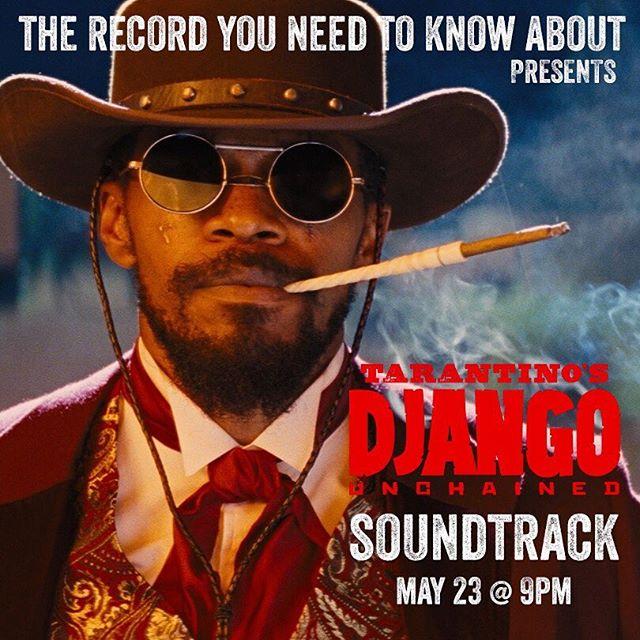 Django Unchained The Soundtrack
