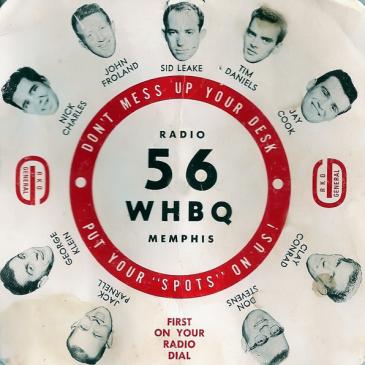 WHBQ Big 56 Survey - Feb 1964