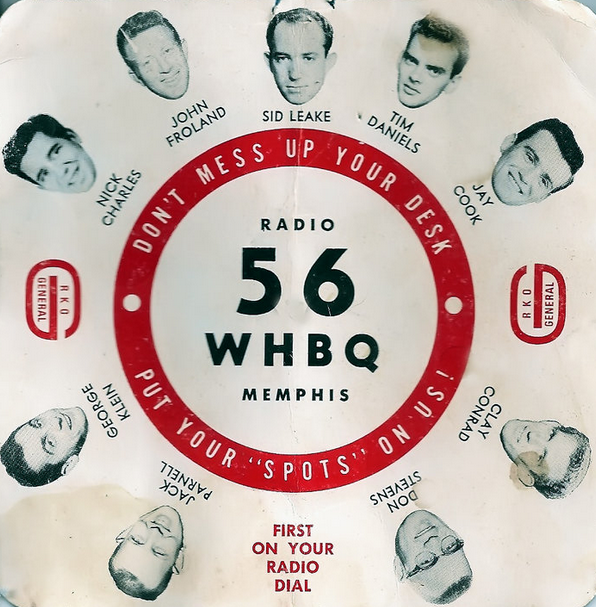WHBQ Big 56 Survey - Feb 1964