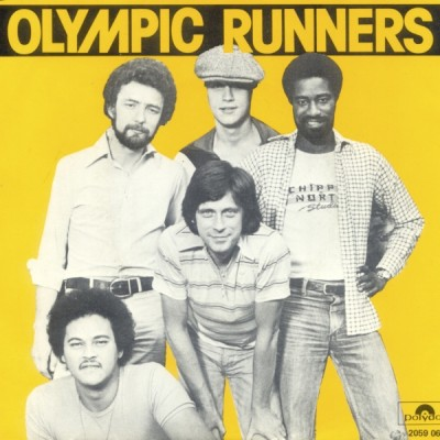 The Olympic Runners