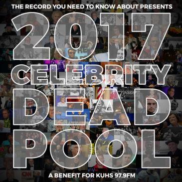 2017 Celebrity Dead Pool